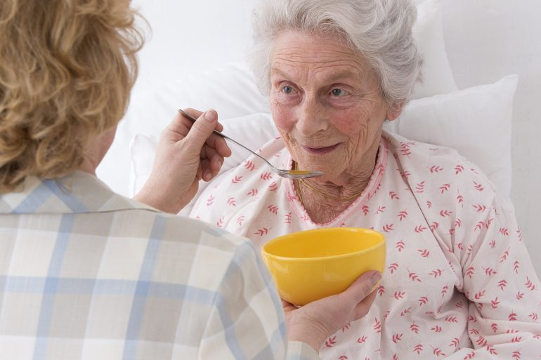 odżywianie osoby z demencją
